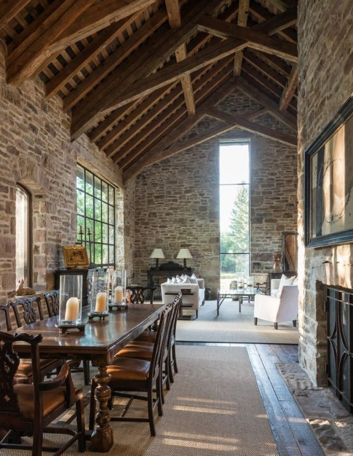 Advantages of living in a stone house German Smear Stone | Alexander and Xavier Masonry