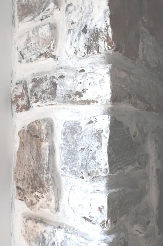 Can You German Smear On Stone German Smear Stone | Alexander and Xavier Masonry