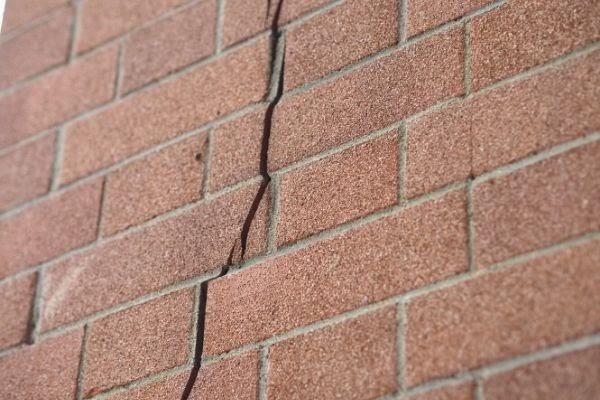 Brick Wall Crack | Alexander and Xavier Masonry