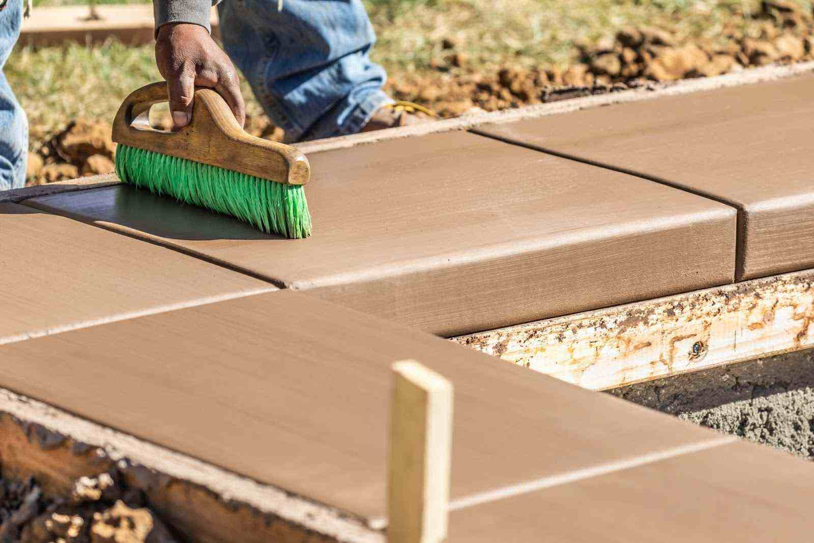 Coping Styles and Materials - Poured Concrete Coping | Alexander and Xavier Masonry.jpg