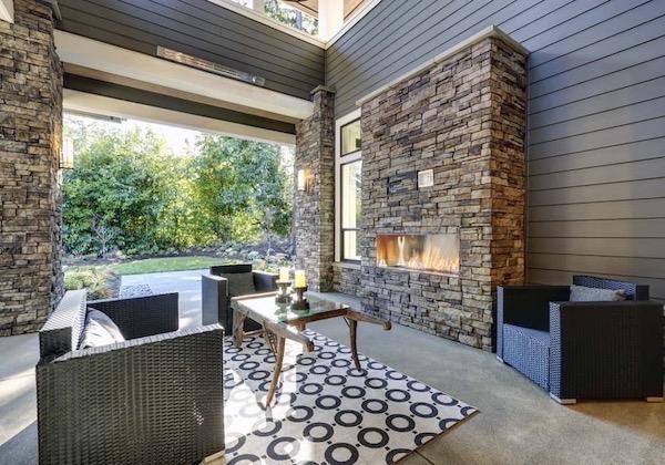 Fireplace Construction | Alexander and Xavier Masonry