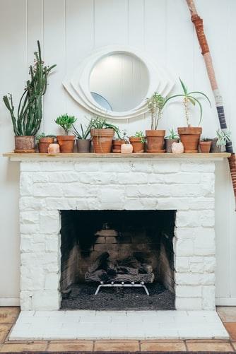 German Smear VS. Painting the Brick German Smear Fireplace | Alexander and Xavier Masonry
