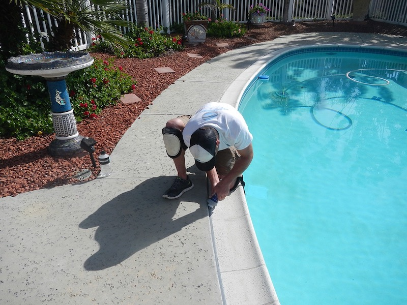 How Long Does Pool Mastic Repair Last section | Alexander and Xavier Masonry