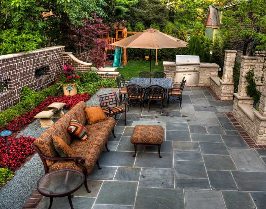 How much does it cost to build a flagstone patio DIY Flagstone Patio | Alexander and Xavier Masonry