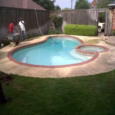 Pool Remodeling Service | Alexander and Xavier Masonry