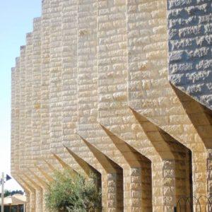 Quarry-Faced or Rock-Faced Ashlars Types of Stone Masonry | Alexander and Xavier Masonry