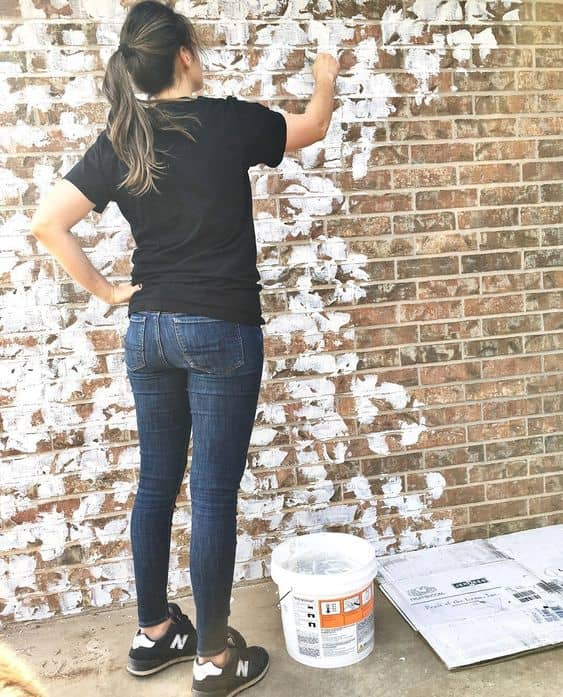 Scraping Off Mortar is Impossible German Smear Gone Wrong | Alexander and Xavier Masonry
