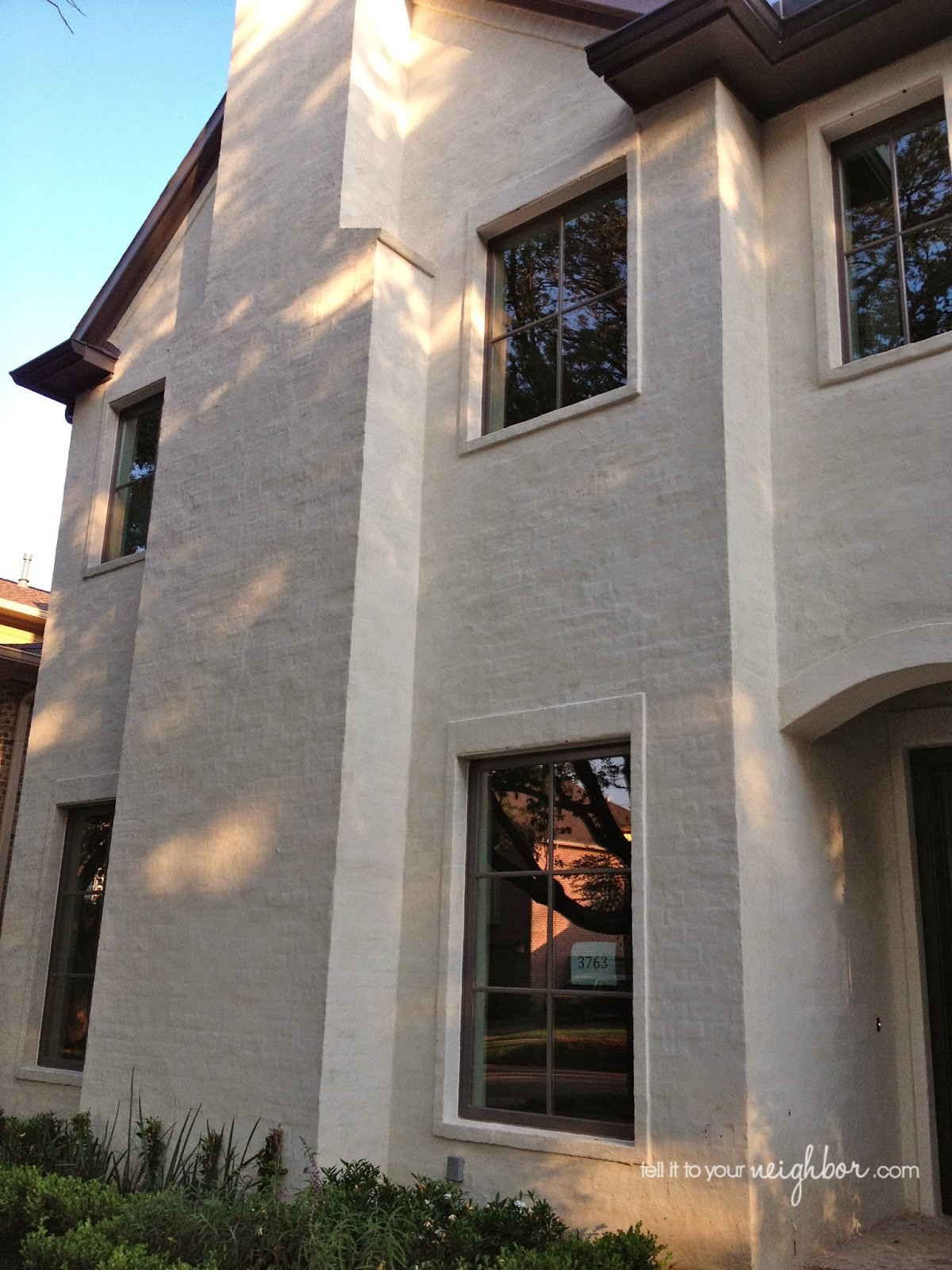 Embellish Your Home with Slurried Brick | Alexander and Xavier Masonry