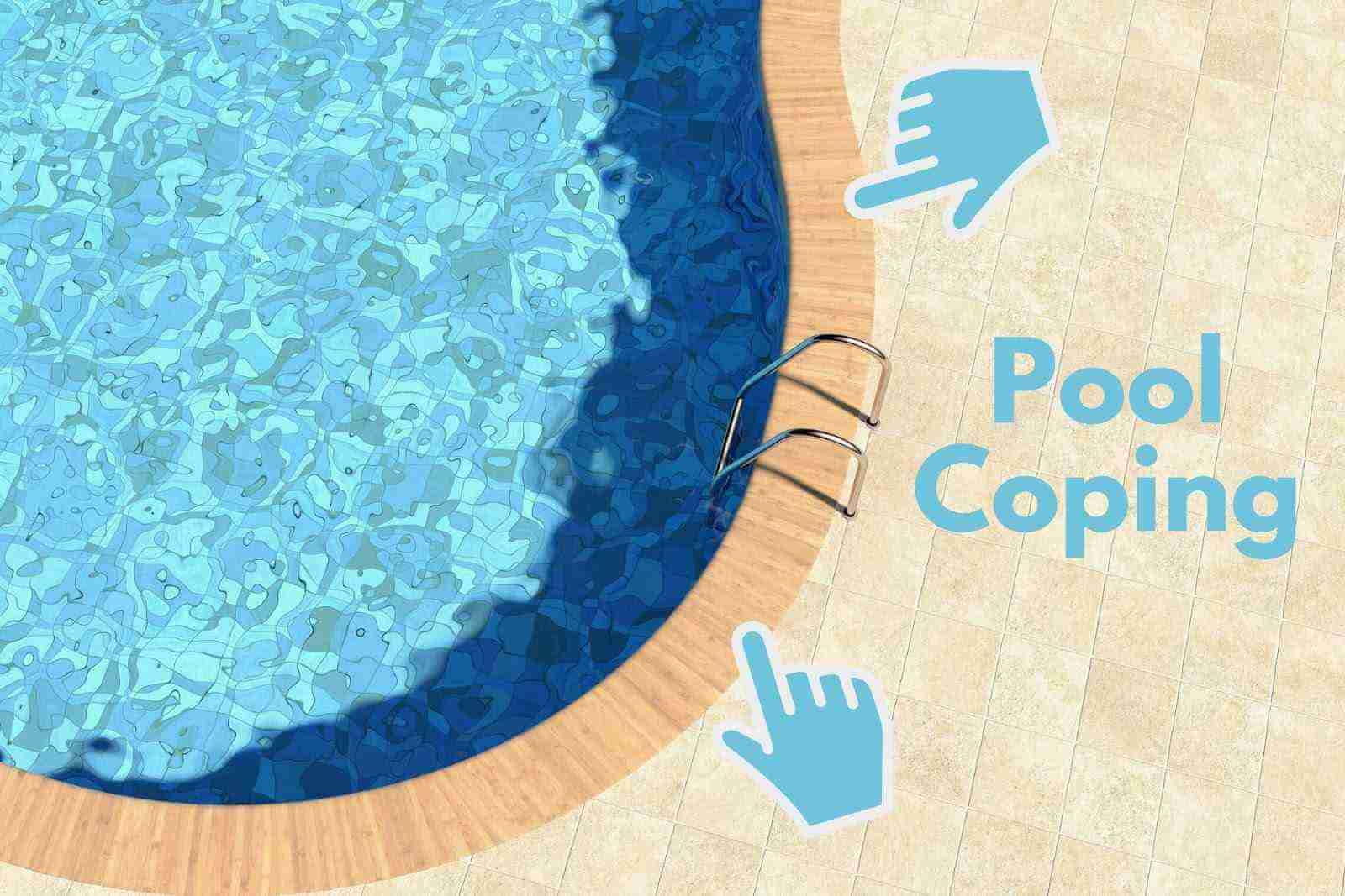 So, what is pool coping anyway | Alexander and Xavier Masonry