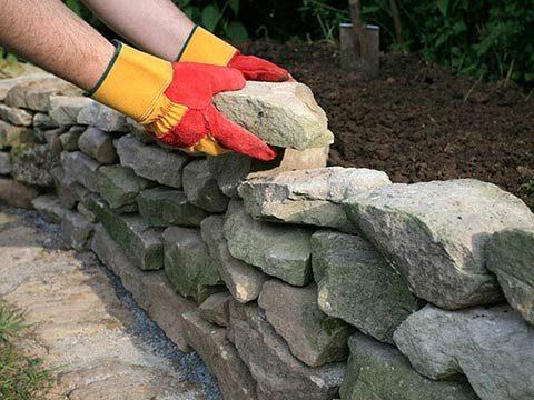 Where will you put your new dry stone wall Dry Stone Masonry | Alexander and Xavier Masonry