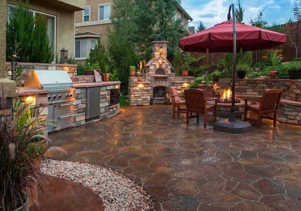 Award-Winning Outdoor Living Area Services | Alexander and Xavier Masonry