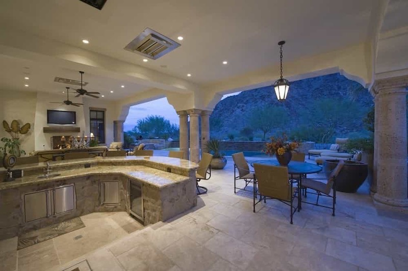 Things To Consider When Designing Your Outdoor Kitchen Space | Alexander and Xavier Masonry