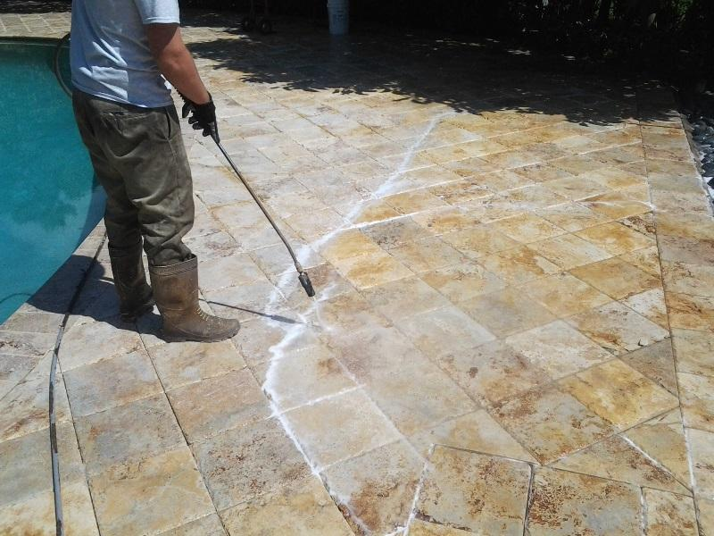 Travertine Maintenance How to Properly Care for a Travertine What is Travertime   Alexander and Xavier Masonry