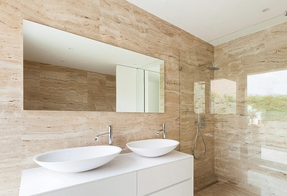 Travertine VS Marble: Which is Best for Your Home | Alexander and Xavier Masonry