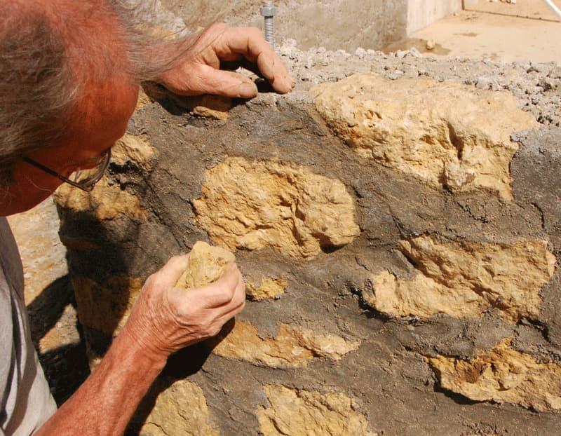 What is Slipform Stone masonry Slipform Stone Masonry   Alexander and Xavier Masonry