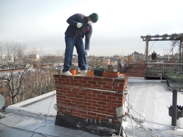 Why Is The Chimney Shoulder A Crucial Part Of The Chimney   Alexander and Xavier Masonry
