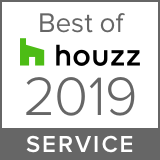 Best Houzz Service Award 2019 | Alexander and Xavier Masonry
