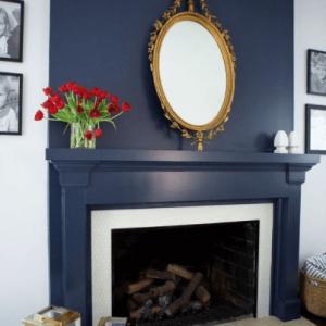 Bold Fireplace | Alexander and Xavier Masonry