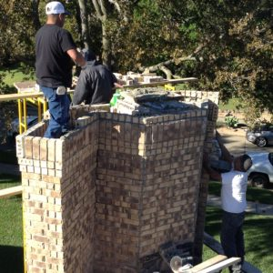 Chimney and Fireplace Repair Estimated Cost | Alexander and Xavier Masonry