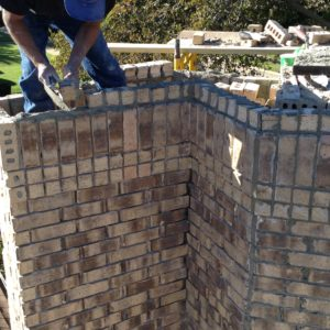 Chimney and Fireplace Repair Estimated Cost 2 | Alexander and Xavier Masonry
