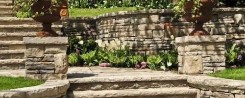 Retaining Wall Repair Services Garland TX | Alexander and Xavier Masonry
