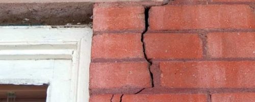 When should I be worried about cracked bricks | Alexander and Xavier Masonry