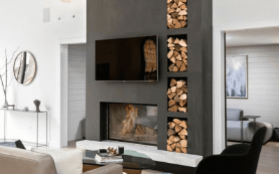 Modern Charcoal | Alexander and Xavier Masonry