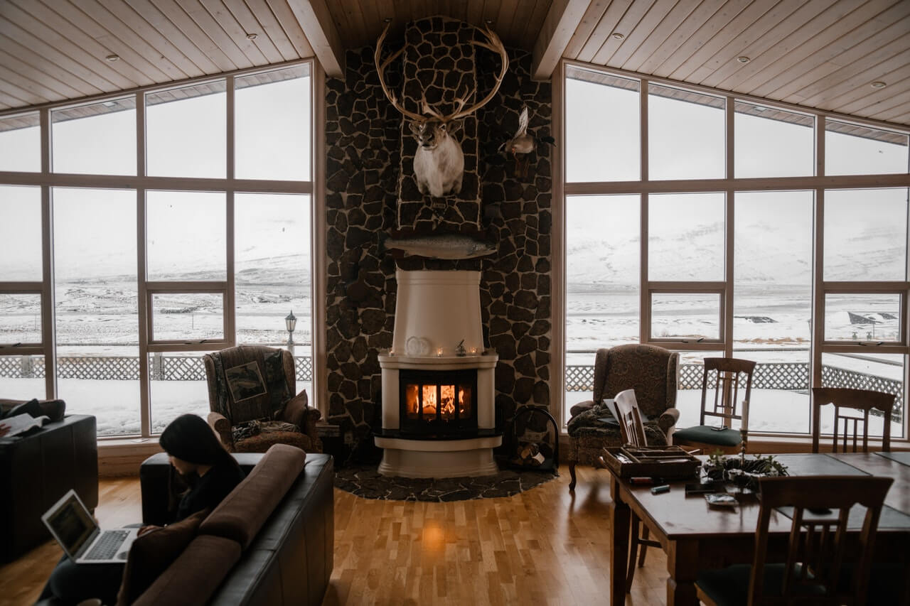 WARM UP YOUR HOME WITH THESE 6 INDOOR WOOD BURNING FIREPLACE IDEAS | Alexander and Xavier Masonry