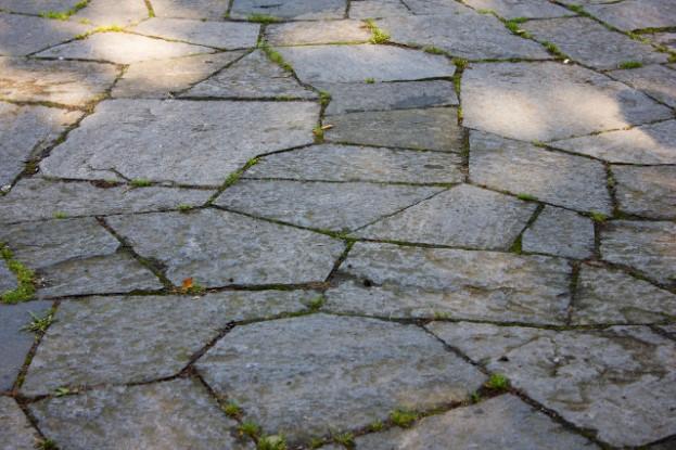 randon pattern pavement - AX Masonry