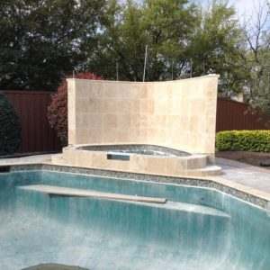 traventine outdoor living | Alexander and Xavier Masonry